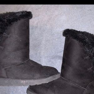 Winter boots by kohl's